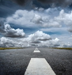 cloudy-road