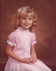 Danele pink dress