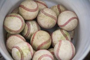 baseballs