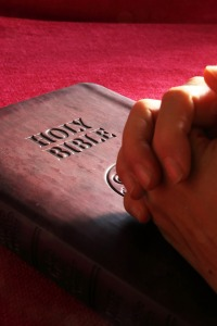 Bible and prayer